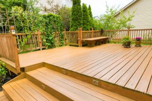 Beautiful residential deck - Home Deck Builders in Cary